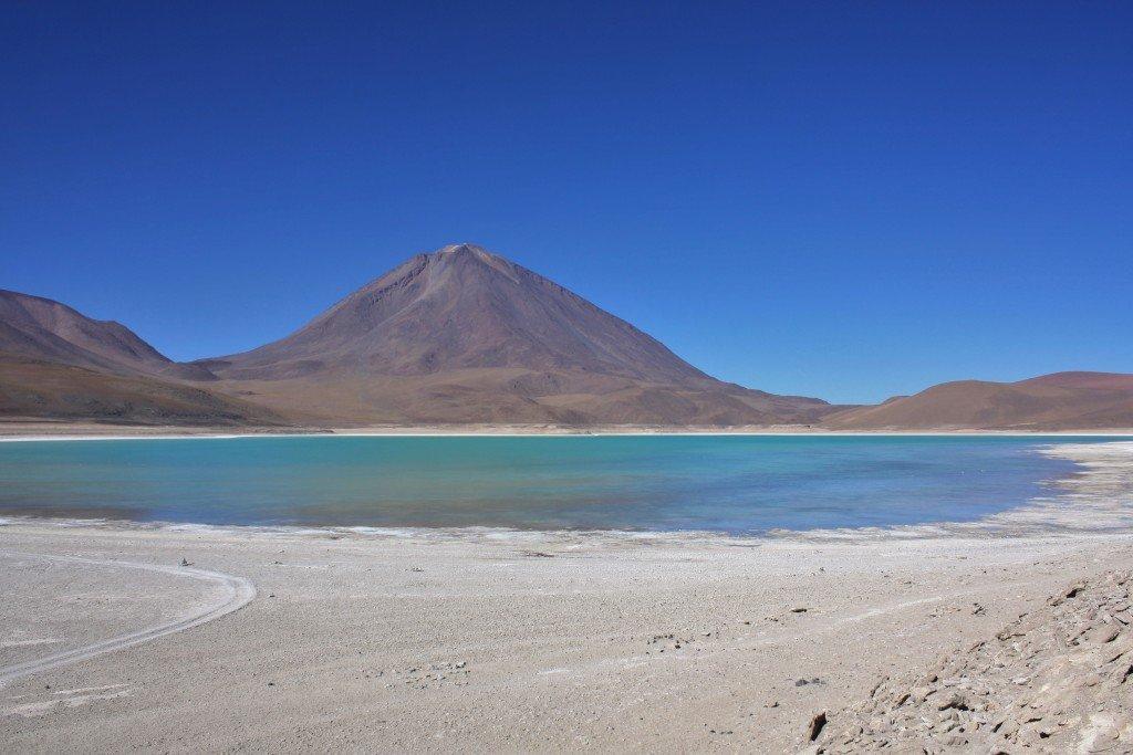 Bolivie Desert de sable d'Uyuni
