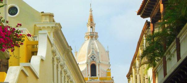 cartagène colombie voyage