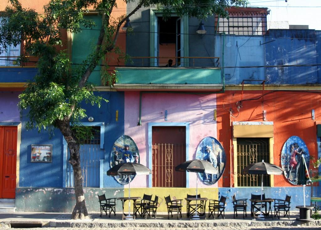 Argentine Buenos Aires La Boca