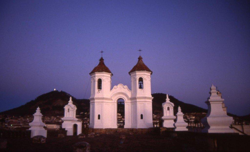 Bolivie Sucre