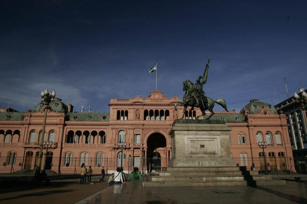 Buenos aires Fête de la révolution argentine : 25 Mai plaza de mayo