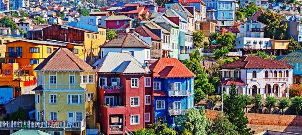 Valparaiso voyage au chili