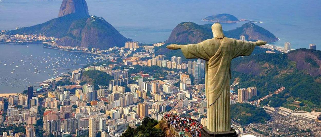 Bresil Rio de Janeiro Cidade Maravilhosa Christ Redempteur