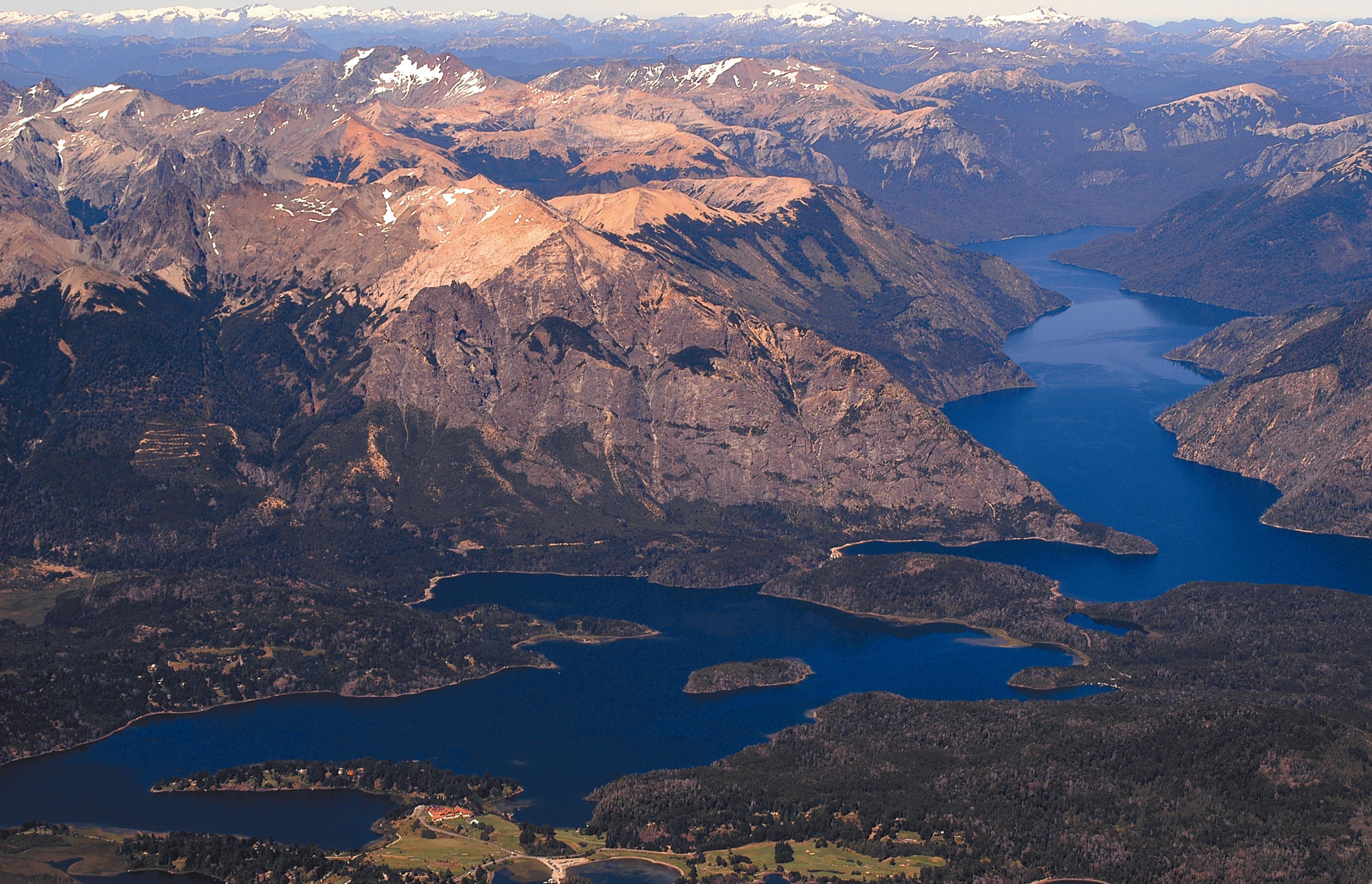 Bariloche Region des Lacs