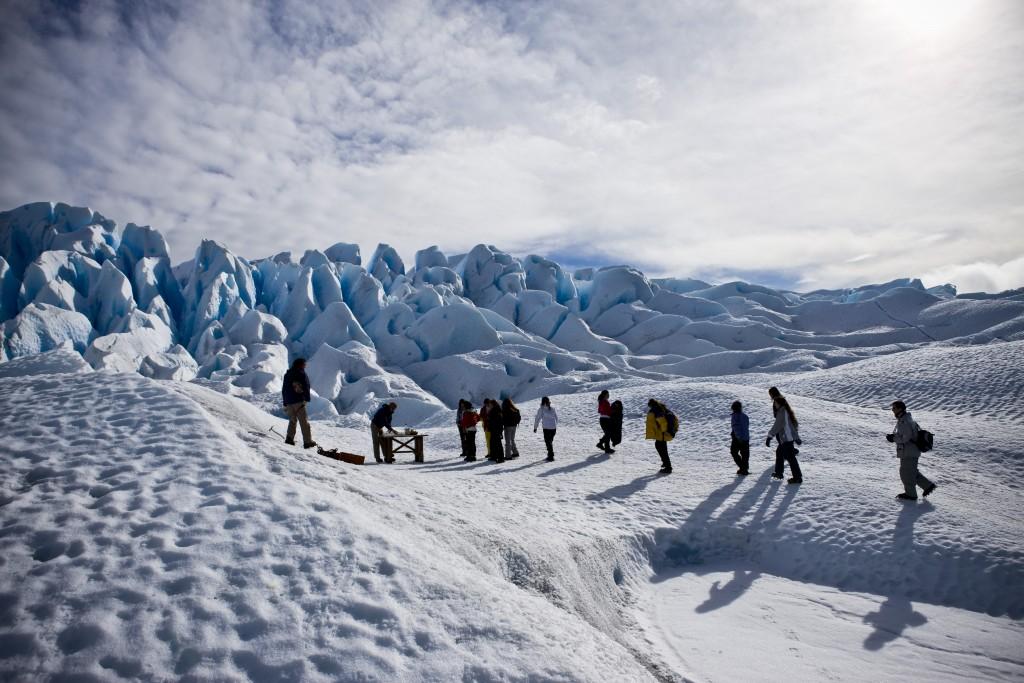 Argentine Patagonie El Calafate Glacier Perito Moreno