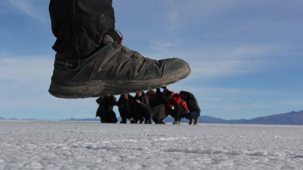 Bolivie desert Uyuni