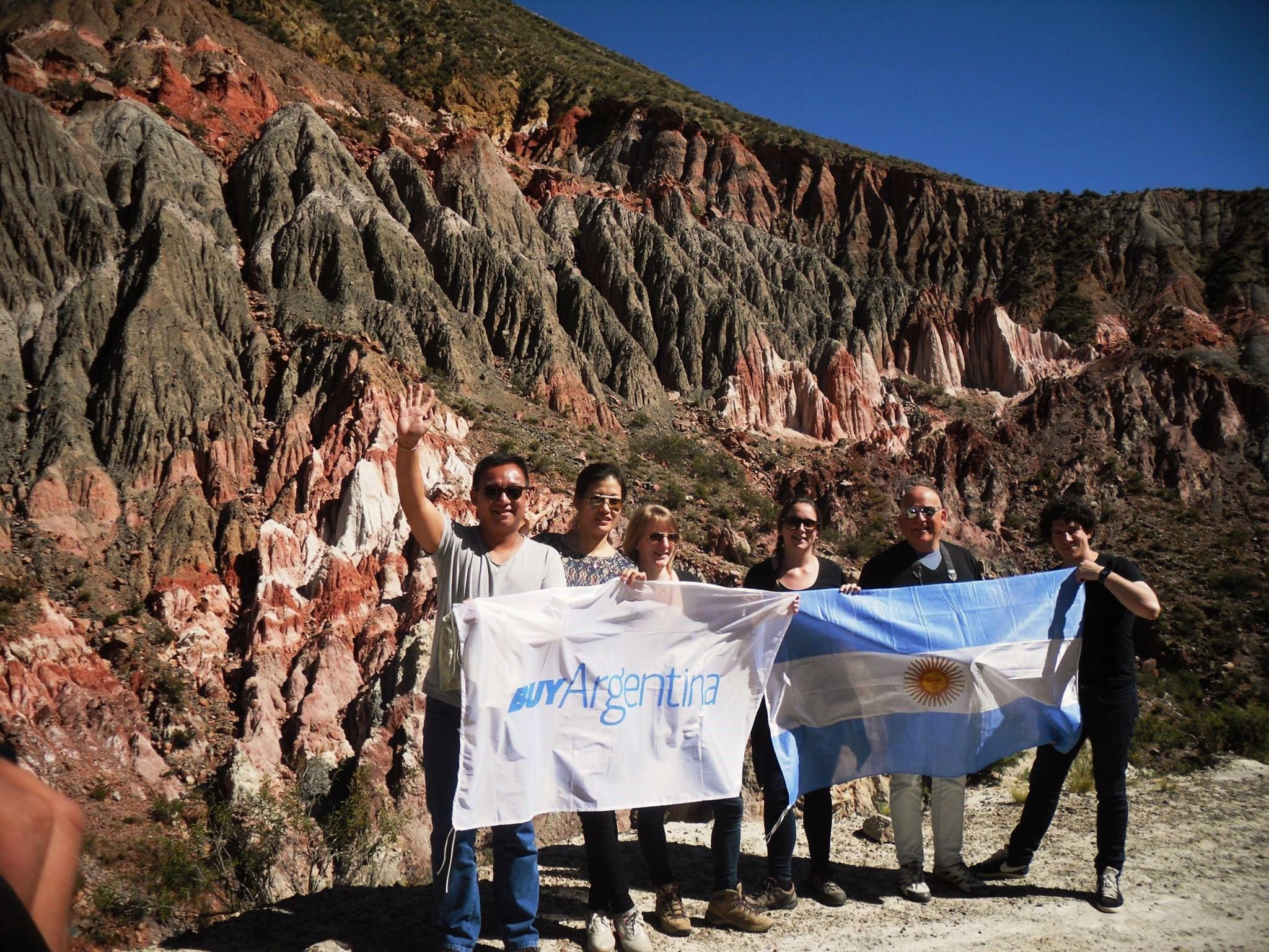 parc national Talampaya Argentine
