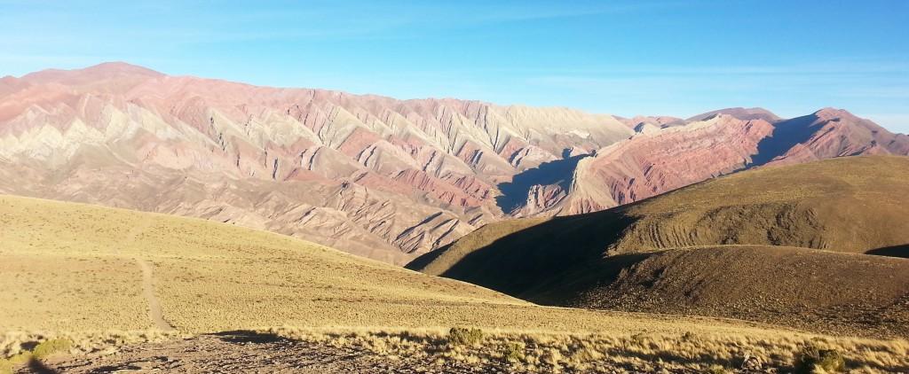 Argentine Quebrada de Humahuaca