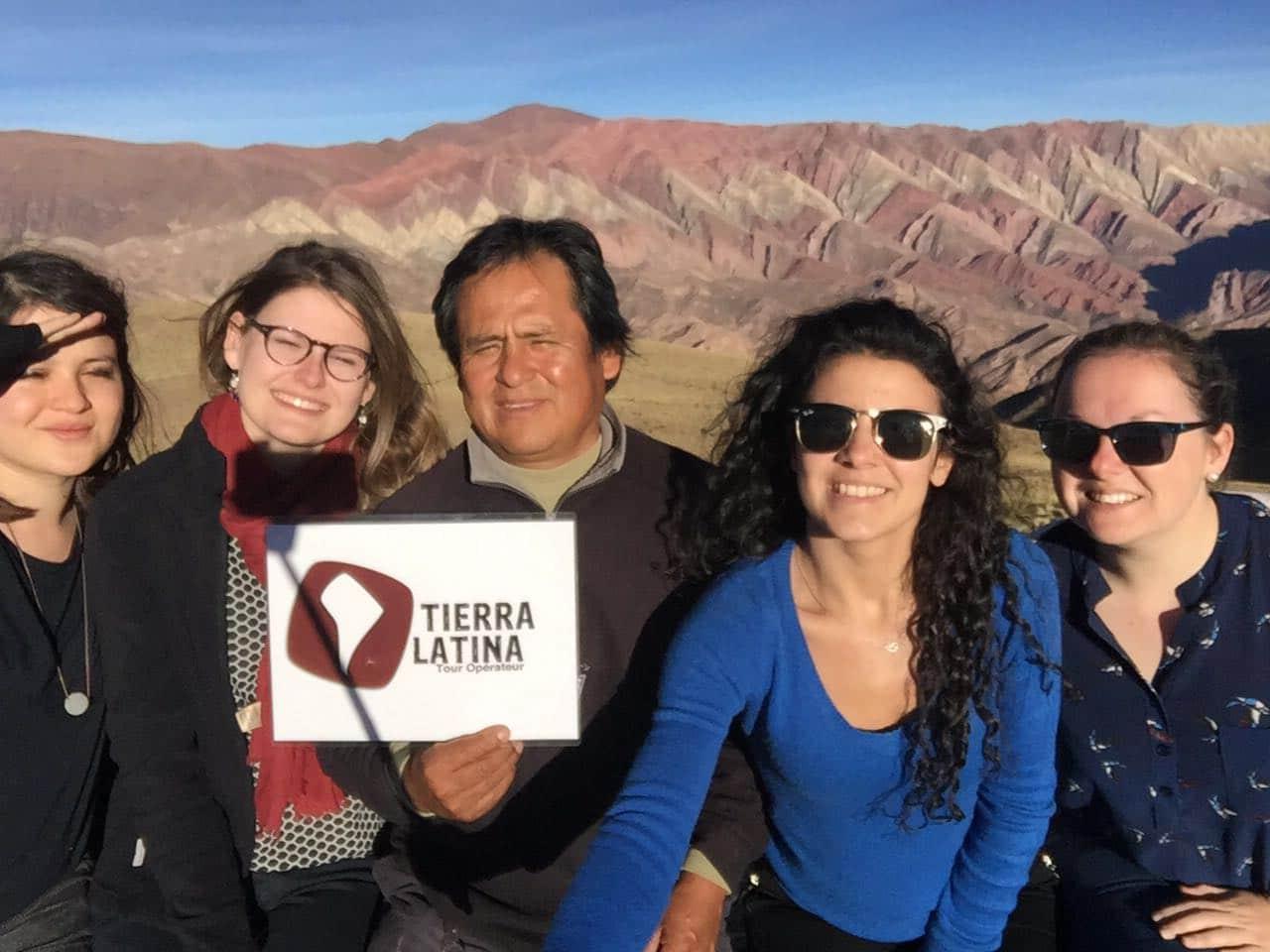 Argentine Salta guide voyage sur mesure tierra latina