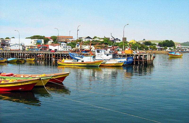 Chili Ile de Chiloe