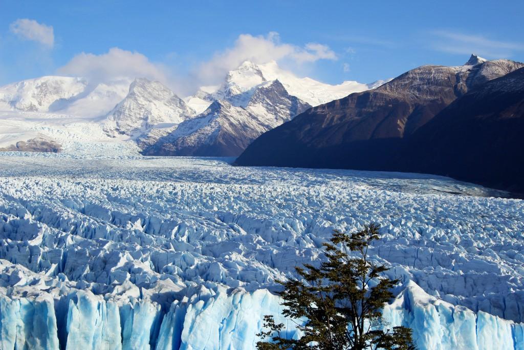 patagonie Parque Nacional Los Glaciares perito moreno
