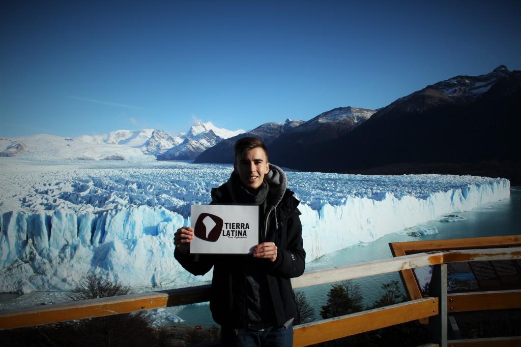 Kevin temoignage calafate glacier perito moreno tierra latina