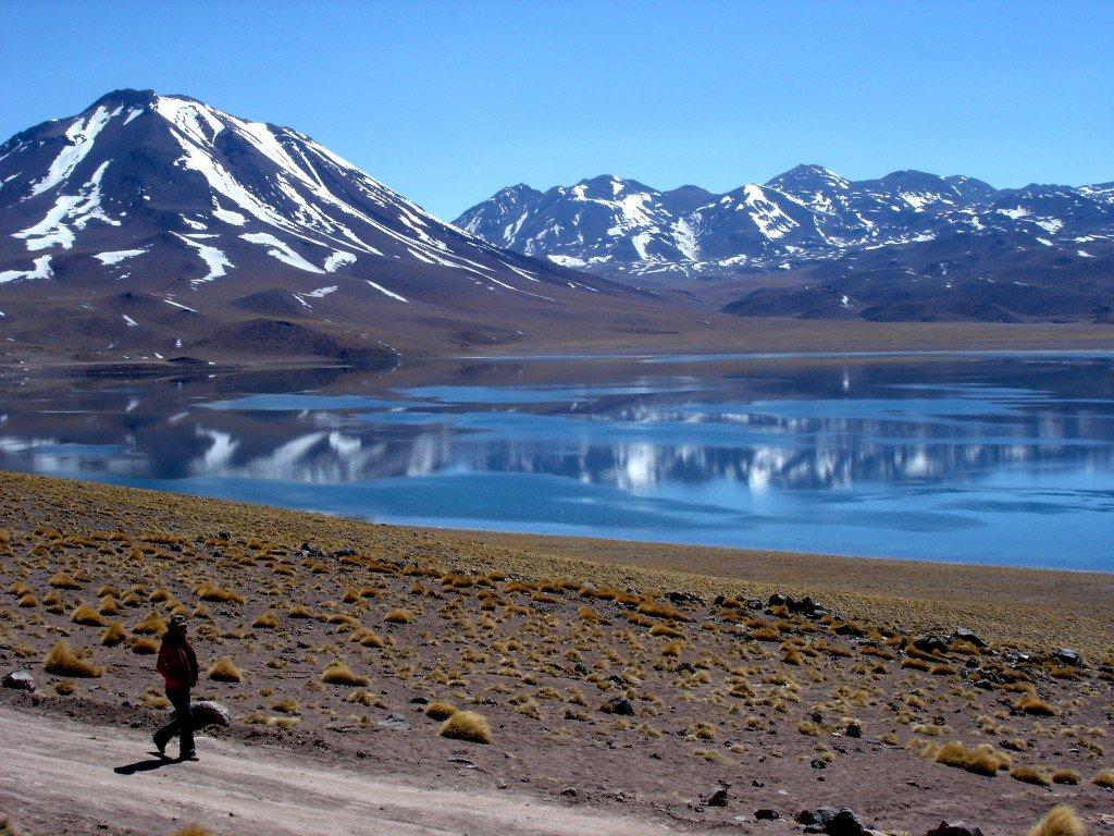 Chili Desert Atacama