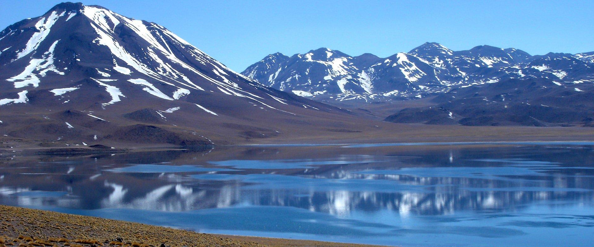 Chili Laguna Miscanti Atacama tierra latina