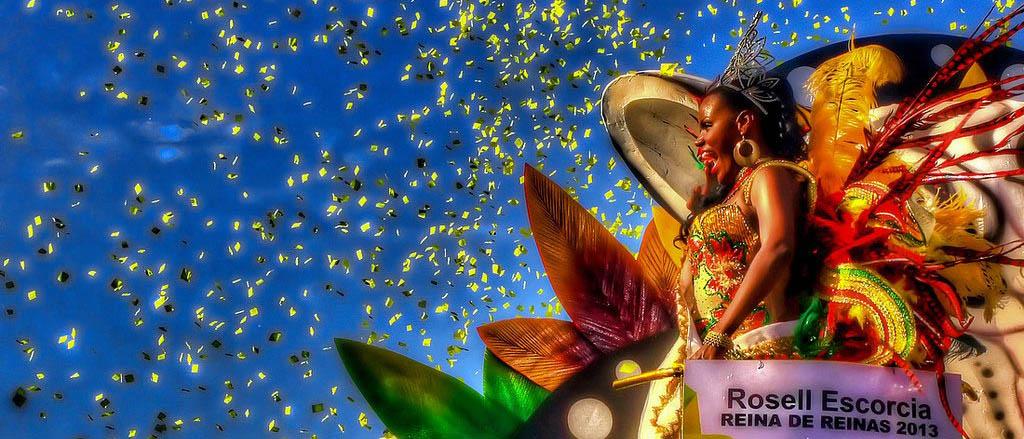 carnaval Barranquilla Colombie tierra latina
