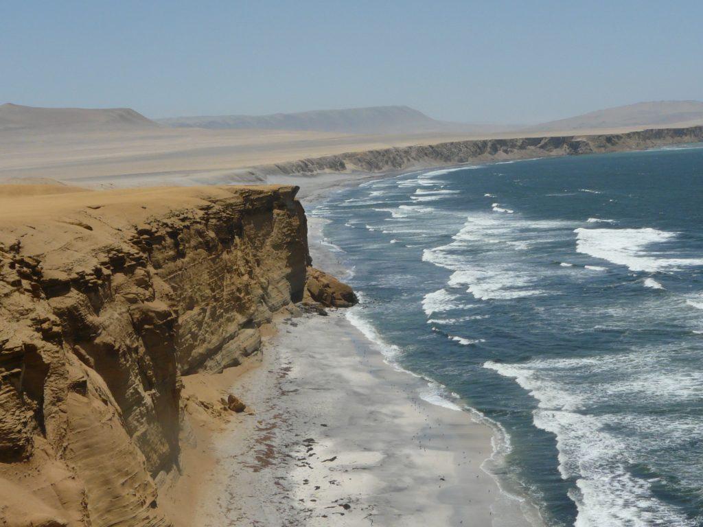 Perou Reserve de Paracas et Islas Ballestas