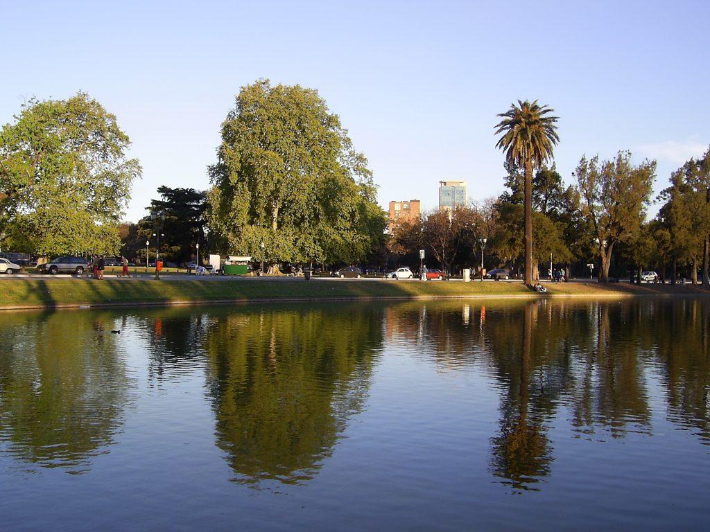 Buenos Aires Parcs de Palermo Reserve ecologique Puerto Madero