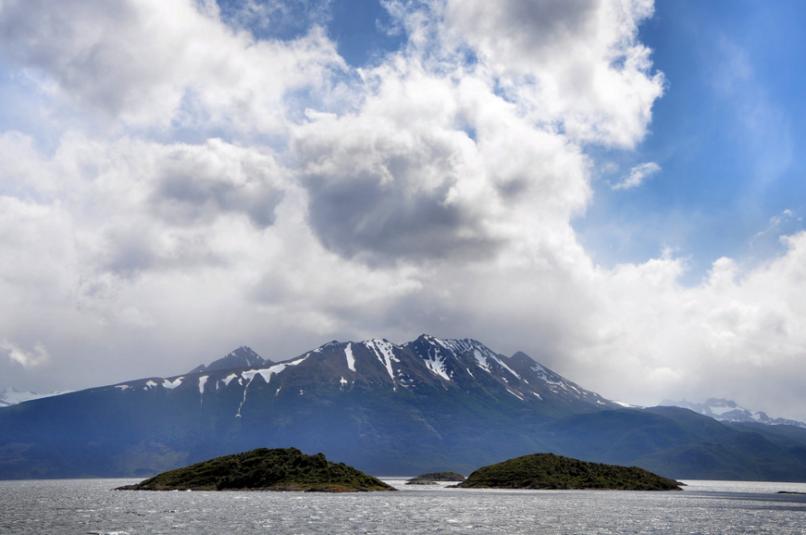 Patagonie Canal Murray Baie Nassau Parc National du Cap Horn