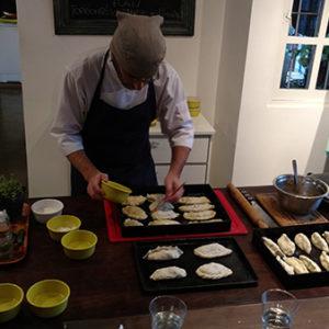 chef local empanadas cours culinaire