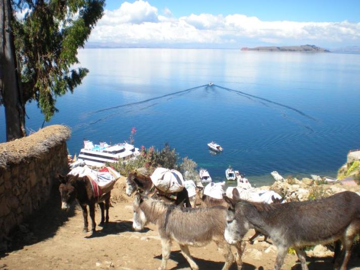 Bolivie Isla del sol