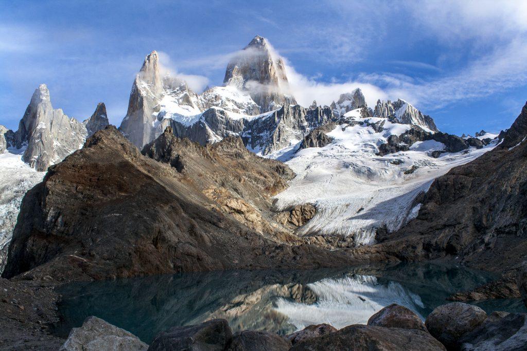 Argentine Patagonie Laguna de los tres El Chalten