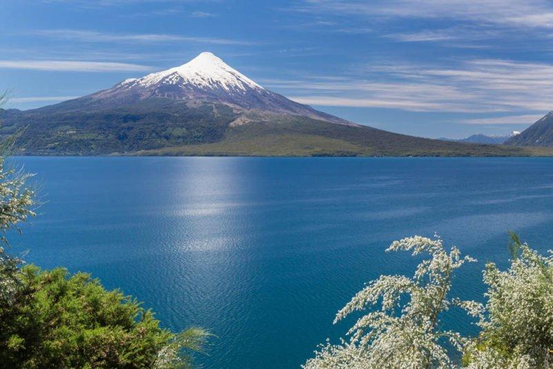 Chili La region des lacs