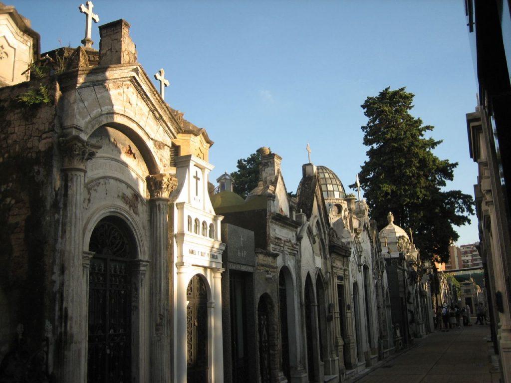 Argentine Buenos Aires Cimetière de Recoleta