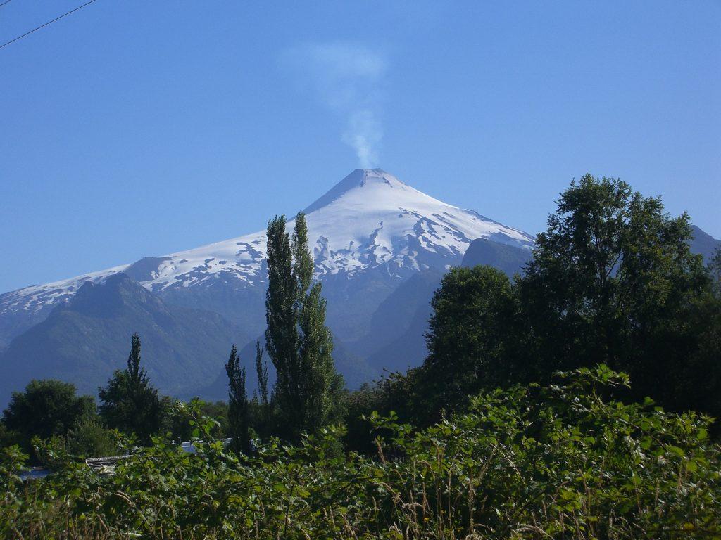 Chili Volcan Villarrica