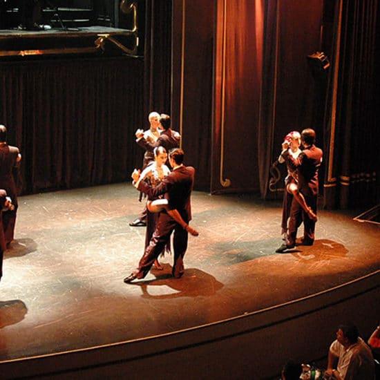 Argentine Buenos Aires Tango