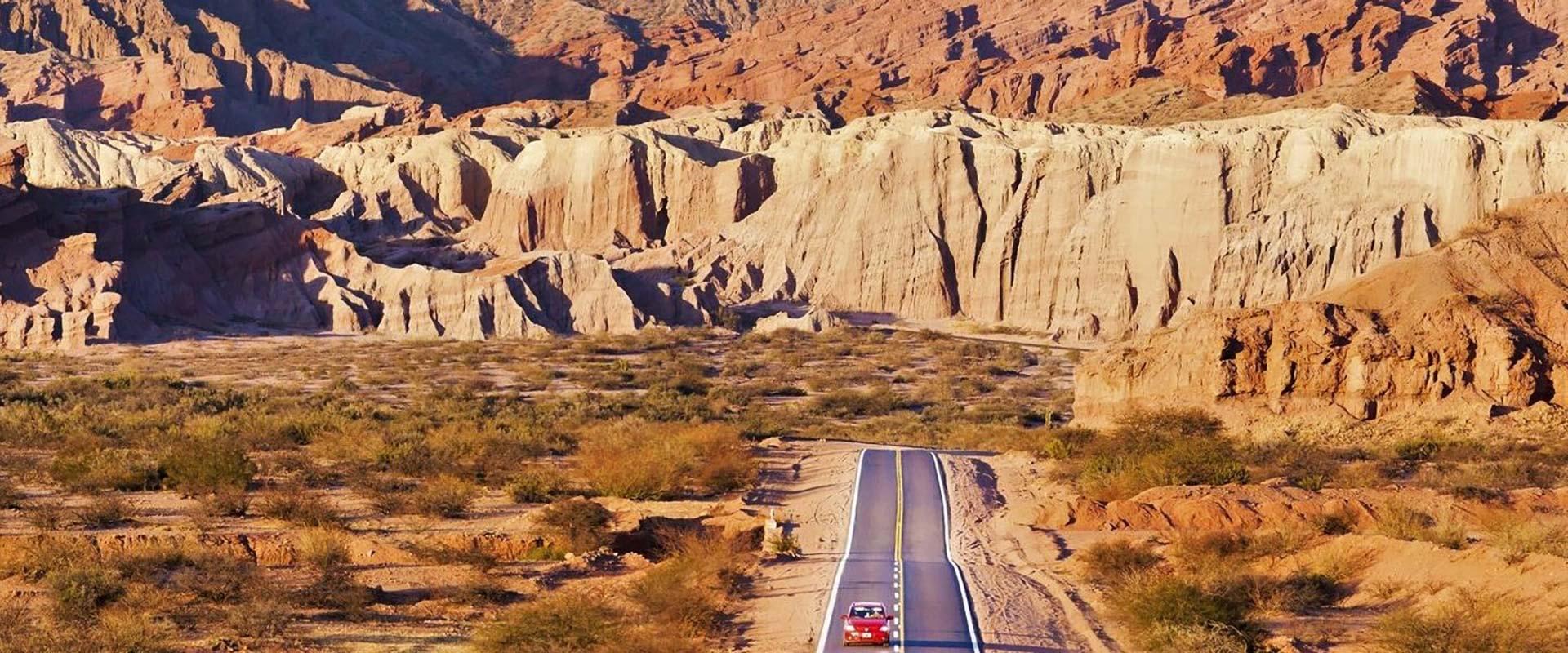 argentine cafayate salta nord ouest argentin désert route excursion voiture nature désert montagne
