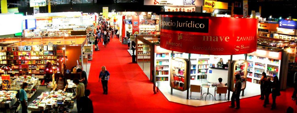 Feria del libro de Buenos Aires foire du livre