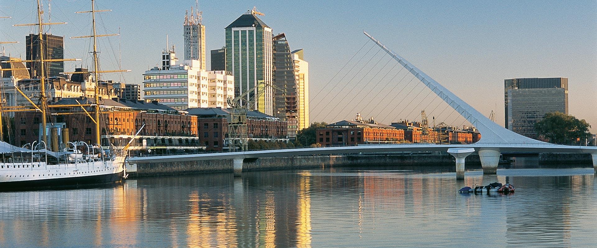 Buenos Aires Argentine pont