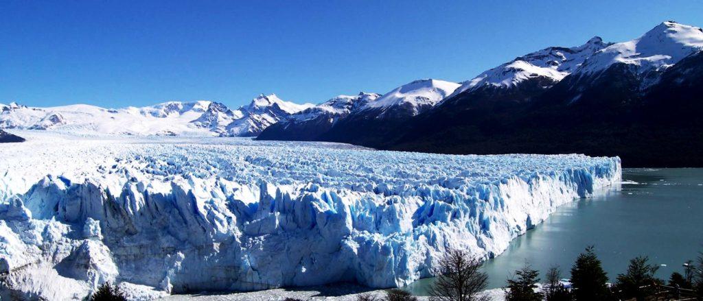 Argentine Le Perito Moreno glacier