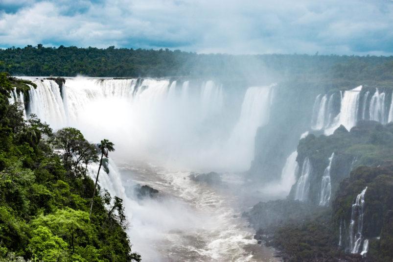 Bresil Chutes d'Iguazu