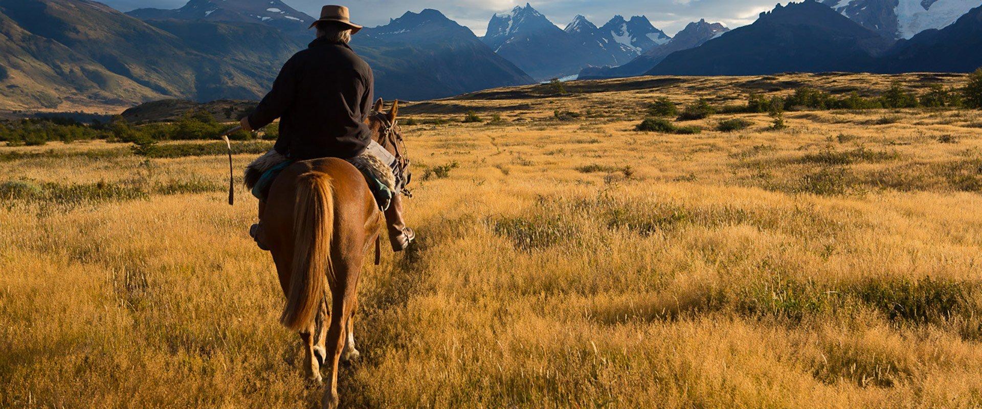 randonnée cheval argentine