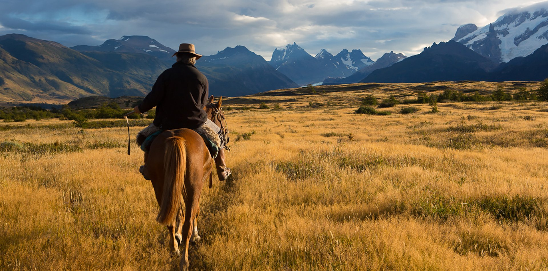 Patagonie randonnee cheval argentine estancia Tierra Latina