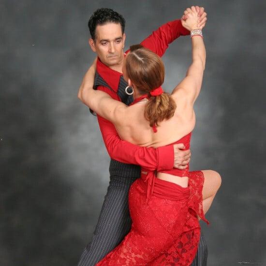 Danseurs de salsa en Colombie