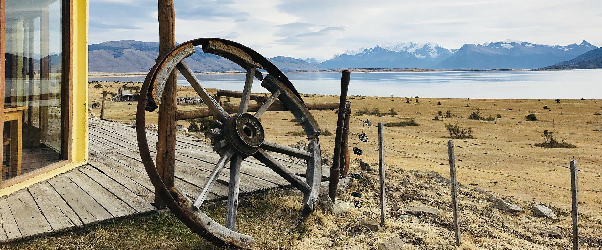 estancia el calafate argentine patagonie
