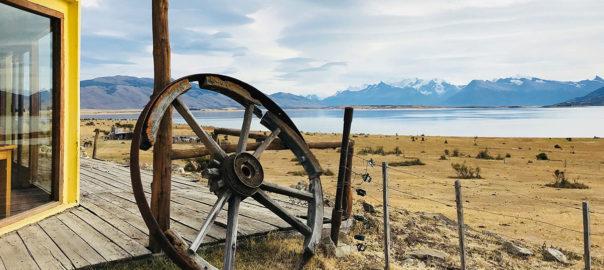 Estencia Calafate Patagonie Argentine
