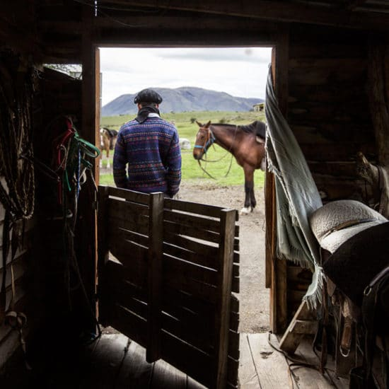 argentine patagonie estancia cheval gauchos paysage nature immersion cavalier ranch