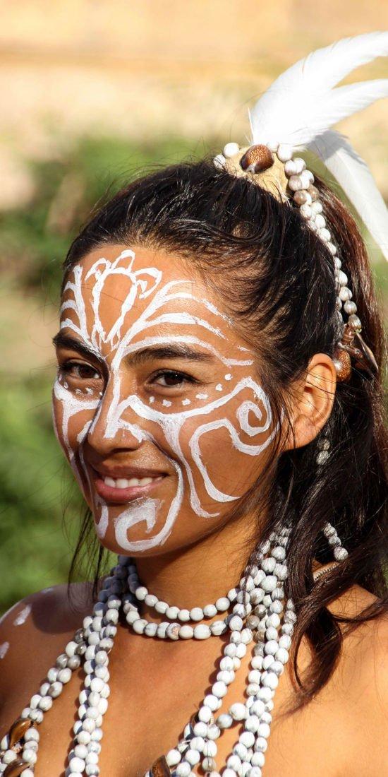 chili il de paques habitant tradition coutume
