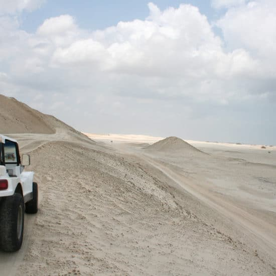 Jericoacoara Nordeste Bresil dune sable excursion buggy