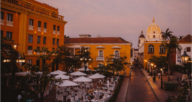 colombie coloniale cartagena