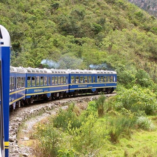 pérou cuzco train des andes