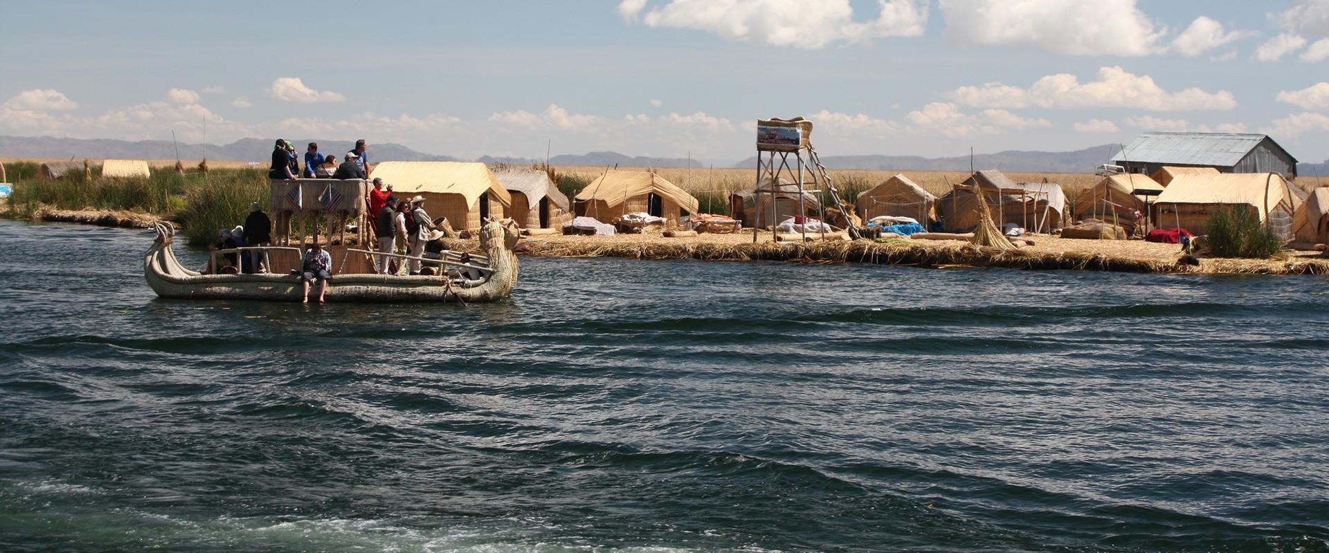 lac titicaca perou bolivie