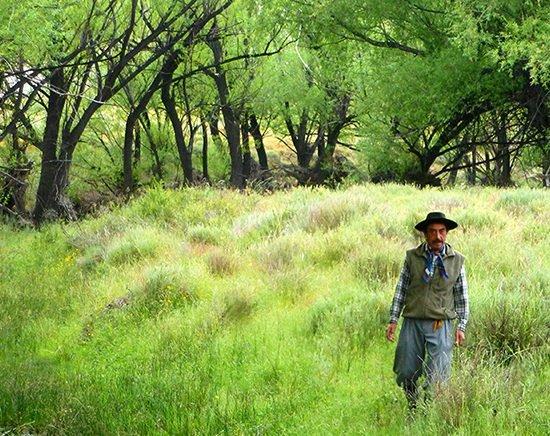 argentine patagonie bariloche gaucho berger chez l'habitant communauté montagne nature