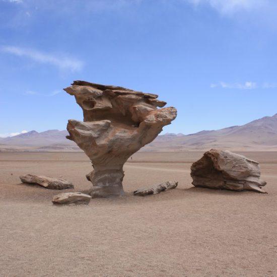 bolivie désert nature curiosité naturelle roche érosion montagne grands espaces