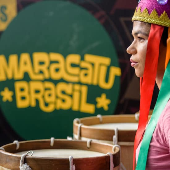 Bresil Maracatu nordeste