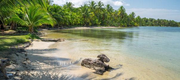 Panama Bocas del Toro Beach