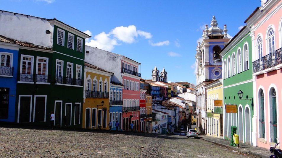 Bresil Salvador de Bahia